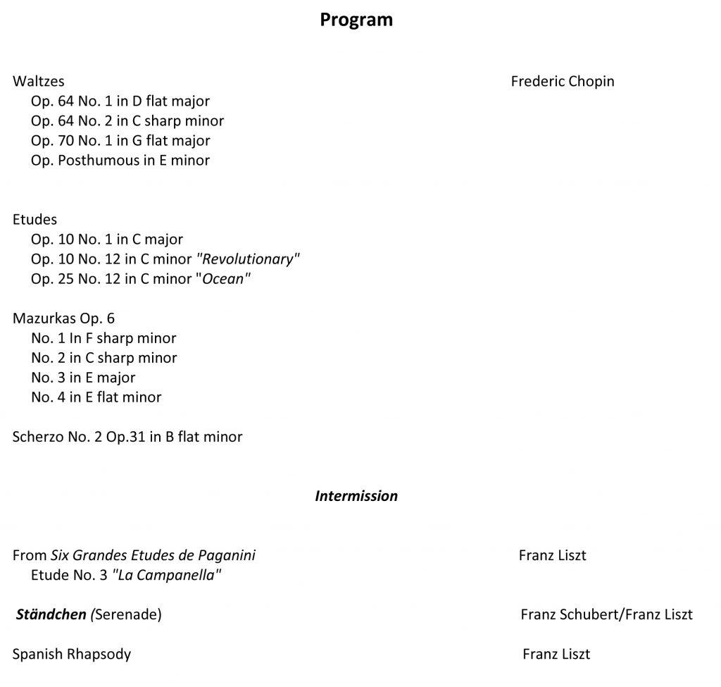 Kostya's Program