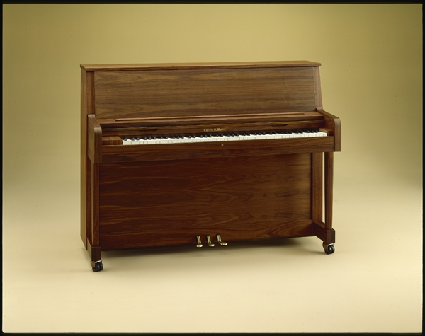 Studio Walnut Piano